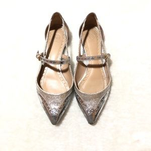 Tory Burch Bernadette Wingtip Pointed Flats